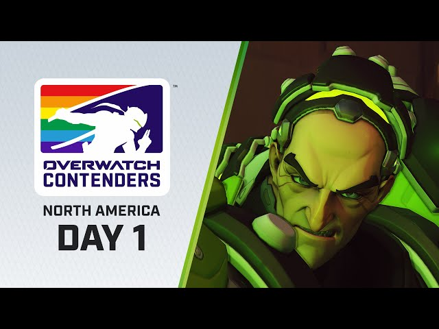 Contenders North America | S2 June | Day 1