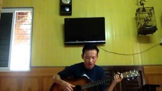 Guitar_ Giấc mơ Chapi _ Cover by Chích chòe than