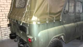 УАЗ 469 техника с хранения