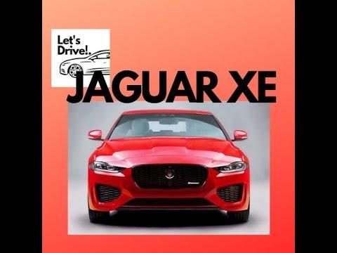 JAGUAR XE Let's DRIVE!