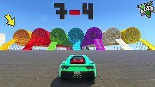 GTA 5 ONLINE 🐷 MEGA TROLL MATEMATICO !!! 🐷 GARE TROLL 🐷N*91🐷 GTA V ONLINE 🐷 DAJE !!!