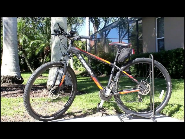 My Trek Marlin 5   Bike Accessories
