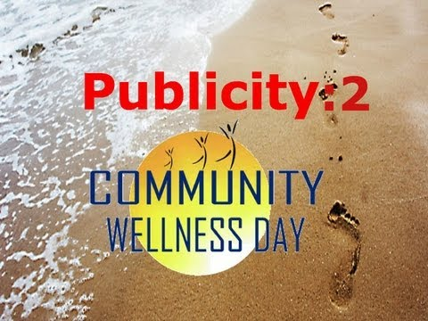 Part 2:Getting $1000's In FREE Publicity For Your Community Health Program Hangout On Air