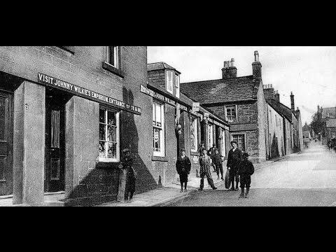 Old Photographs Kirriemuir Scotland