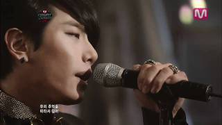 Repeat youtube video 101216 Park Hyo Shin 朴孝信 - Snow Flower 雪之花 & I Promise You