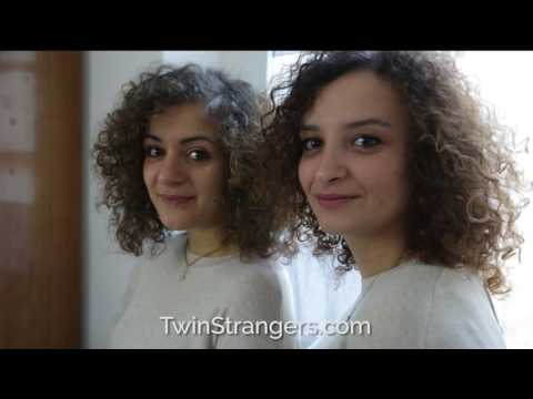 Doppelgängers who live together! - Twin Strangers