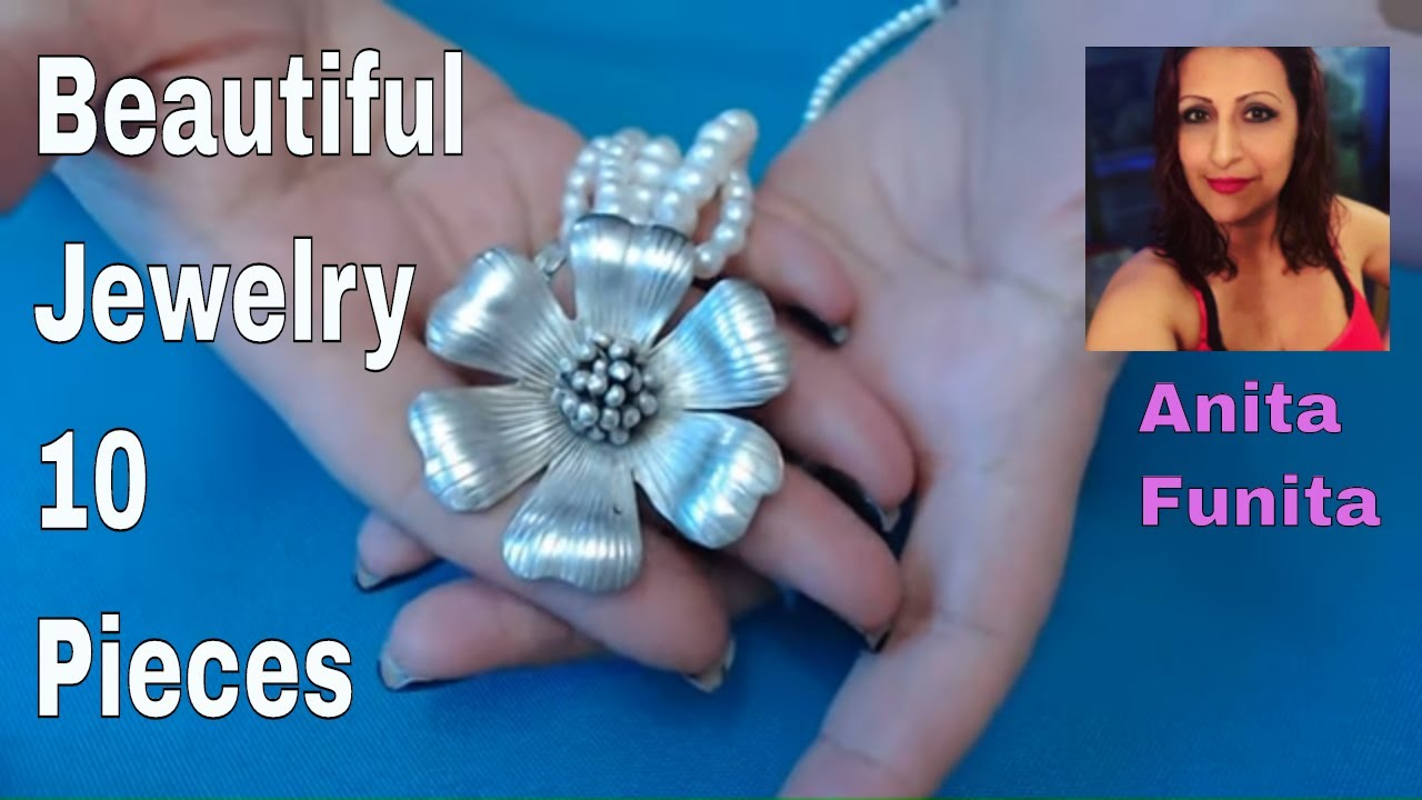 I Love Etsy List 10 Series, What's selling! Episode 29 Vintage Beauties, Gemstone lot for Resel