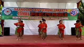 Video Tarian Tanduk Majeng Anak TK / Porseni TK download MP3, 3GP, MP4, WEBM, AVI, FLV April 2018