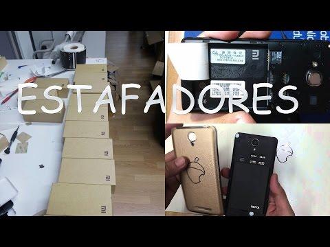 Zetta Mobile, la gran estafa española y como creerse Apple comprando en Aliexpress