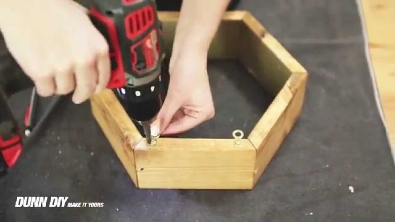 How Make Wooden Planter Box