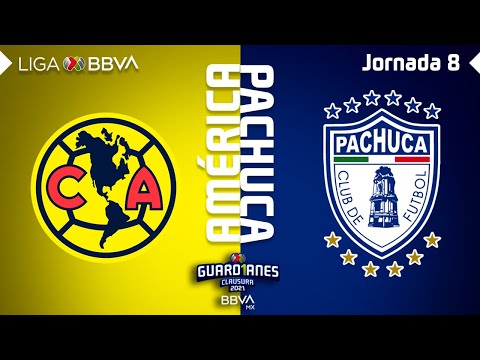 Club America Pachuca Goals And Highlights