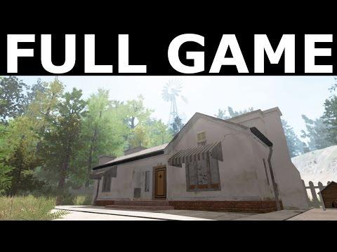 SHARE Full Game - Steam Horror Game - Walkthrough Gameplay & Ending (No Commentary Playthrough)