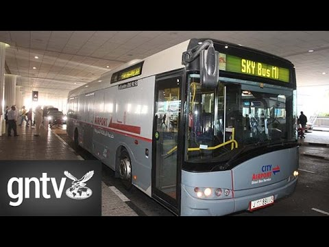 RTA's Sky Bus provides Dubai visitors with a comfortable way to travel