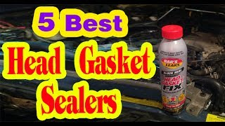Best Head Gasket Sealers to Buy in 2017