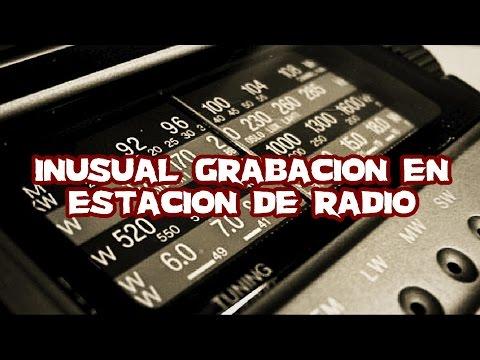 La Extraña Grabación Antigua de la Estación de Radio WKCR