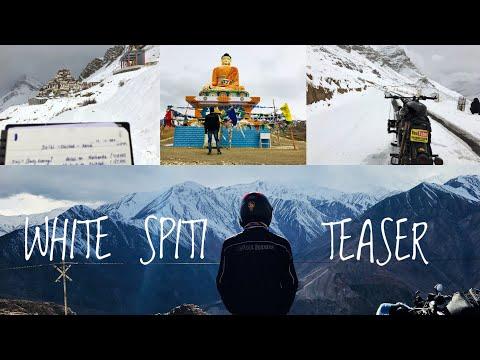 TEASER|WHITE SPITI RIDE|HIDDEN WORLD OF HIMALAYA|DELHI|CHITKUL|KAZA|KOMIC|KEY|MONASTERIES|RE CLASSIC