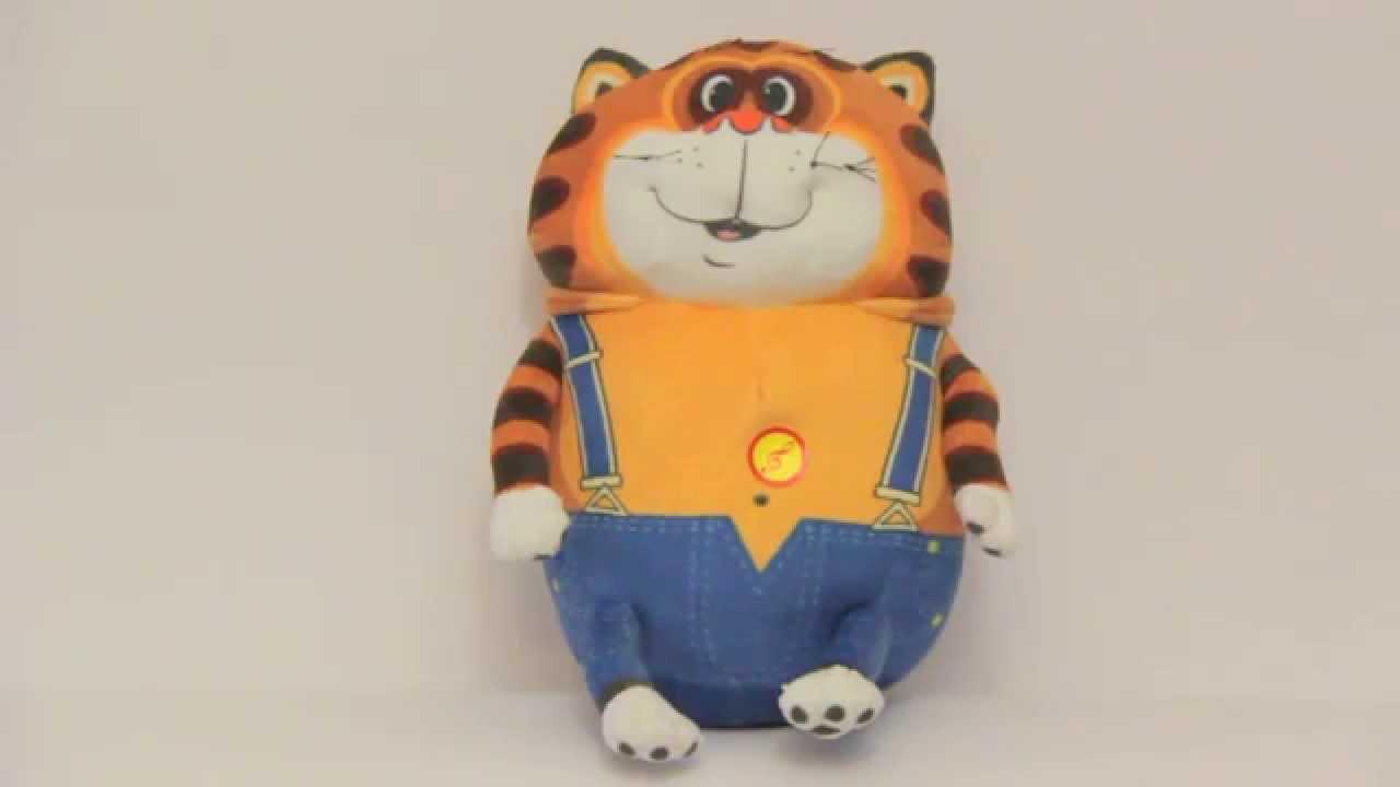 Винни Пух, Мягкая игрушка со звуком (V4112922) Пятачок - YouTube