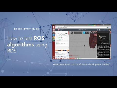 [ROS Q&A] How to test ROS algorithms using ROS Development Studio