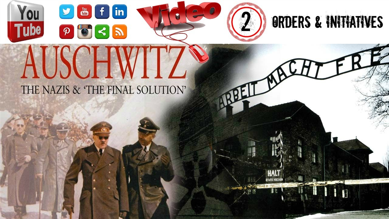 hitlers ungodly plan presented in the infamous final solution The political party founded in germany in 1919 and brought to power by hitler in 1933.