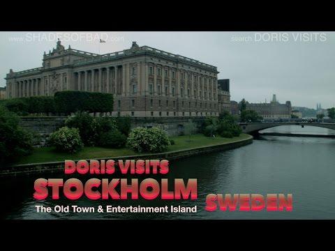 Stockholm, Sweden. Jean's walking guide of the wonderful medieval old town for Doris Visits