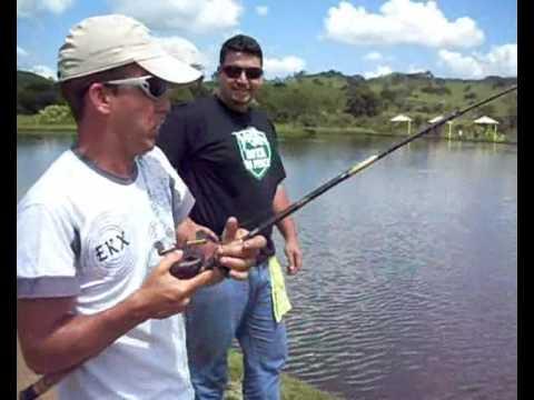 Baratão - TV Rota Da Pesca -  Tambacú Do Ivair.wmv