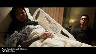 (OST TITIAN CINTA) Asfan Shah - Sumpah Cintaku (Lyric Video)