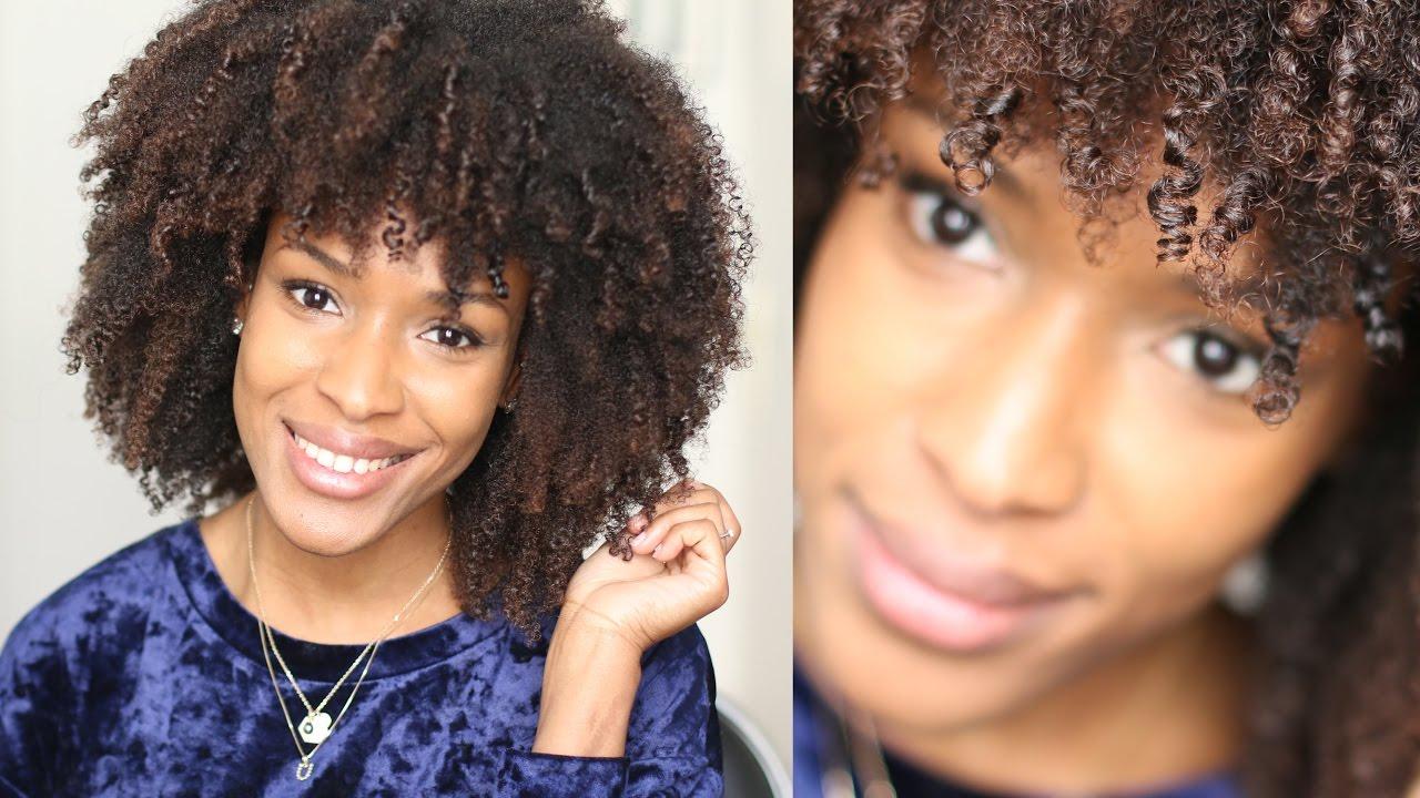 demelant naturel cheveux boucles