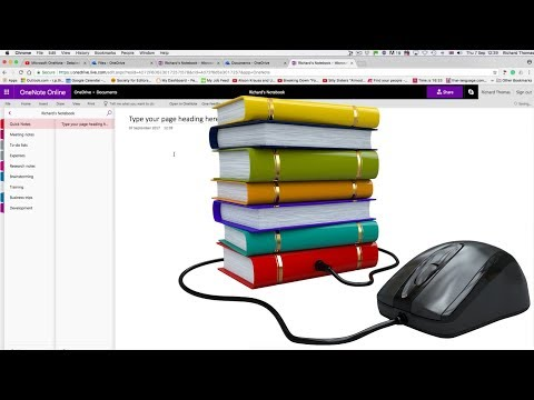 ✏️Microsoft OneNote Tutorial for Beginners | Microsoft Office 365🗒