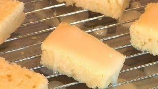 How To Make Lemon Glaze For A Cake : Summer Party Drinks & Snacks