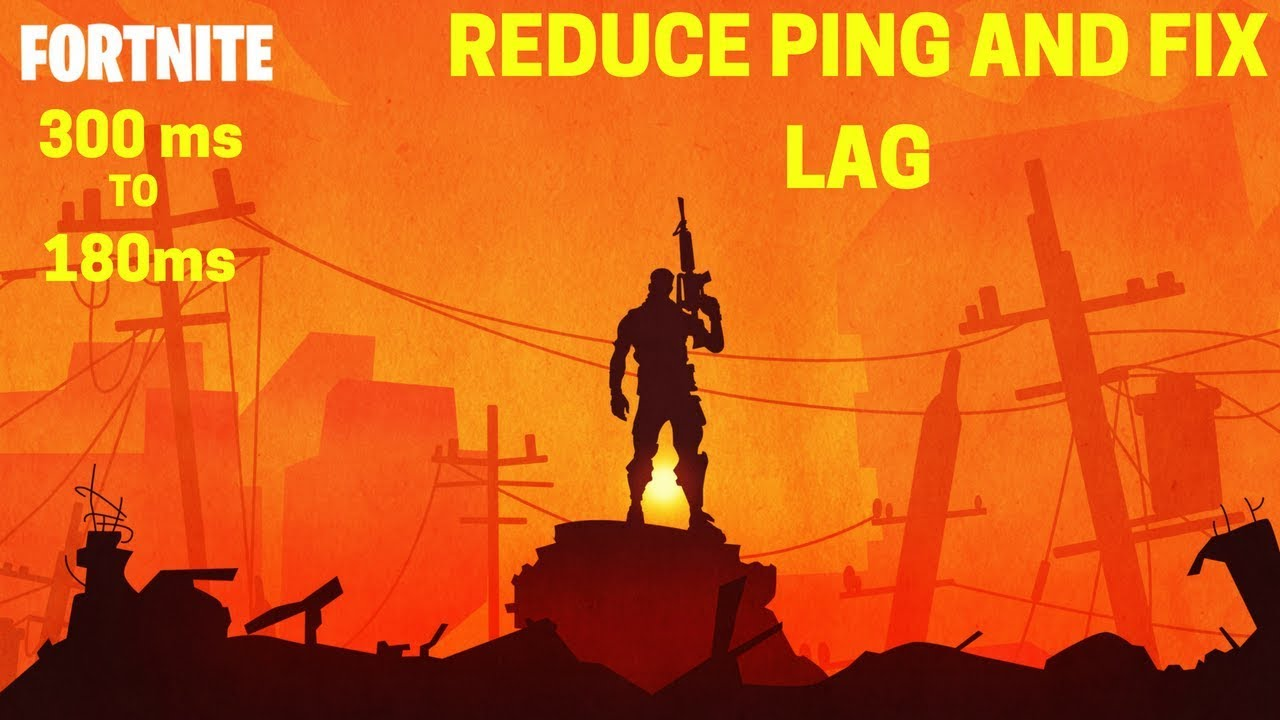 How To Lower Your Ping In Fortnite - Krunker Aim Hack