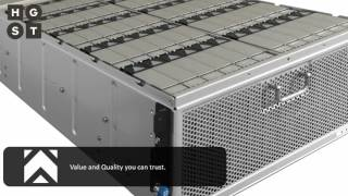 Official 4U60 Storage Enclosure Overview