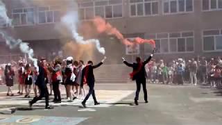 Последний звонок вылился в красочное представление в школе №7