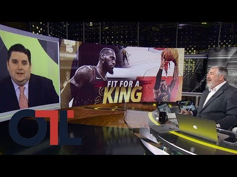 Examining LeBron James' Extensive Fitness Regimen   Outside The Lines   ESPN