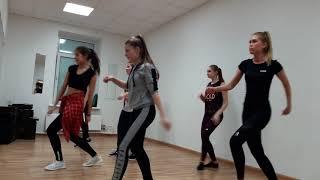DanceHall  - связка 2 - урок 2