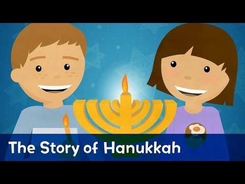 The Story of Hanukkah
