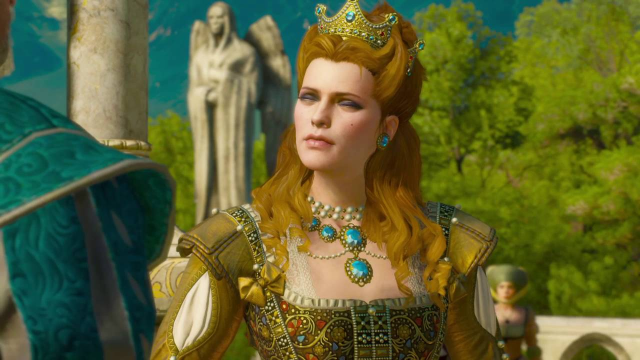 How To Save Anna Henrietta Witcher 3