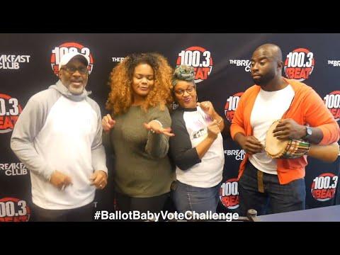 BJ the DJ - iHeartMedia Personalities Vote Challenge