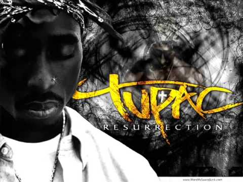 2pac Ft.Akon - ghetto gospel