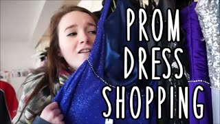 Prom Dress Adventure in Glasgow