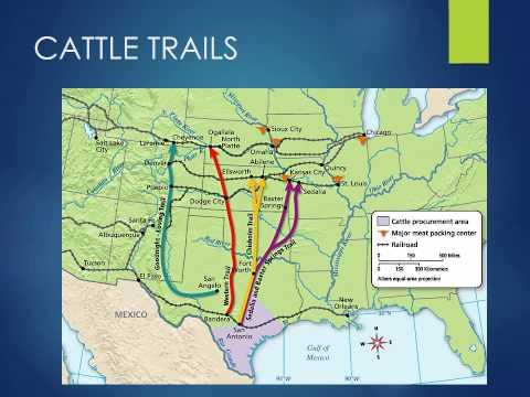 PPT: Unit 3, Ch  19, Railroads, Ranchers, Farmers, Miners