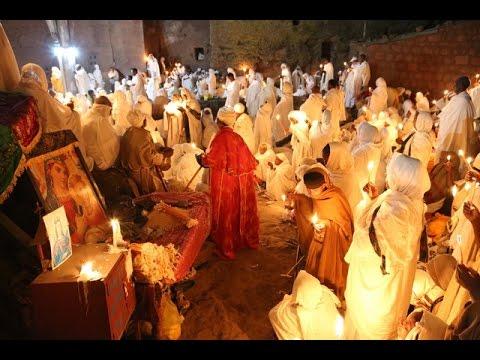 ethiopian orthodox tewahedo ethiopian christmas celebration in lalibela - When Is Ethiopian Christmas