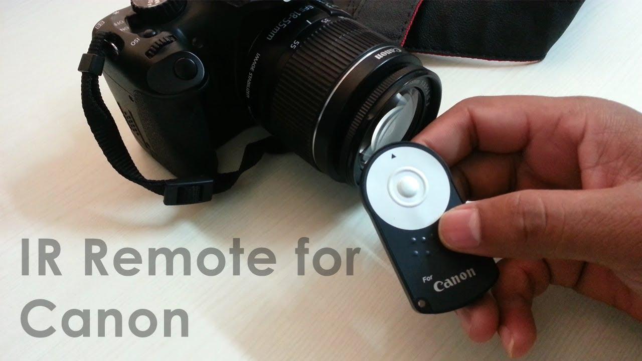Canon RC 6 Wireless Remote Control