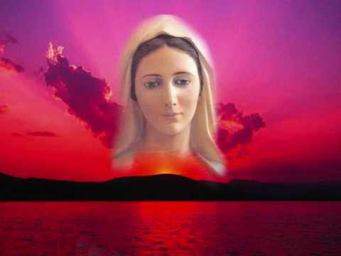 Je Vous salue Marie chanté