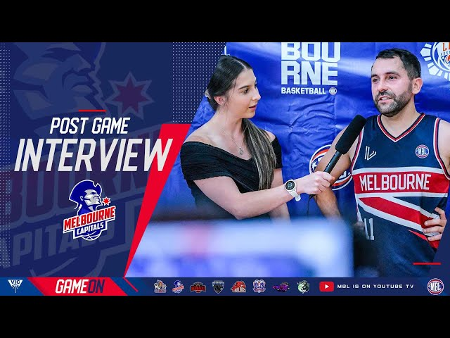 Post Game Interview: Melbourne Capitals