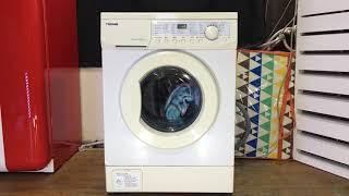 엘지 트롬 7kg 드럼세탁기 작동영상(세탁) LG wa…