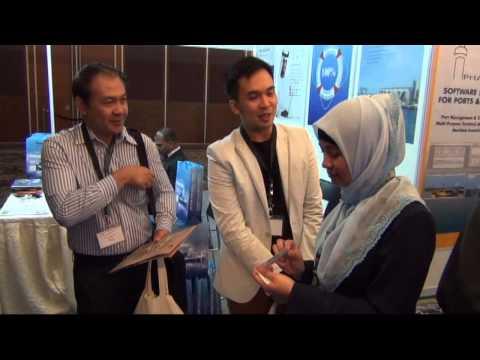 PT Multi Terminal Indonesia @ Asean Port & Shipping Exhibition 2012