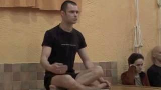 Joga - Pokaz Artura Filipowicza Całość - Yoga Demonstration