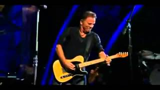 Bruce Springsteen,The E Street Band,Tom Morello -The Ghost Of Tom Joad (Sub. Español)