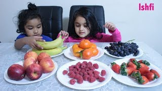 Learn Color with Fruits from Rufi Ishfi