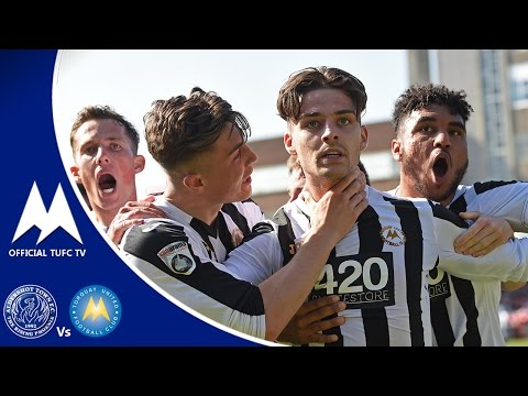 Official TUFC TV | Aldershot 1 - 1 Torquay United 08/04/17